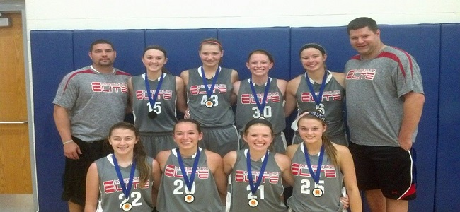 The Missouri Elite--Champions of the Varsity Div of the Jeff City Jam