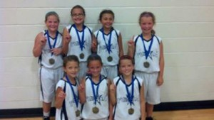 End of Summer Tourney 1st Place, 4th Grade Fusion