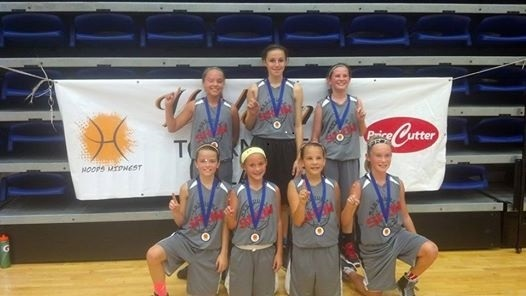 Missouri Show are crowned champions in the Price Cutter Fall Kickoff