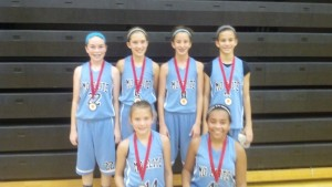 Mo Elite Girls finished 2nd in the 6th grade girls division.