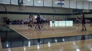Rolla Bulldogs in JH action