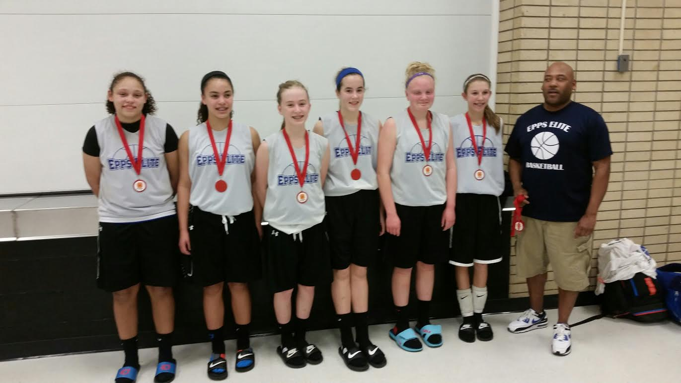 Epps Elite were crowned Champions of the Eugene Tournament